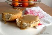 Tahinomelo - Aufstrich mit Honig und Dahin