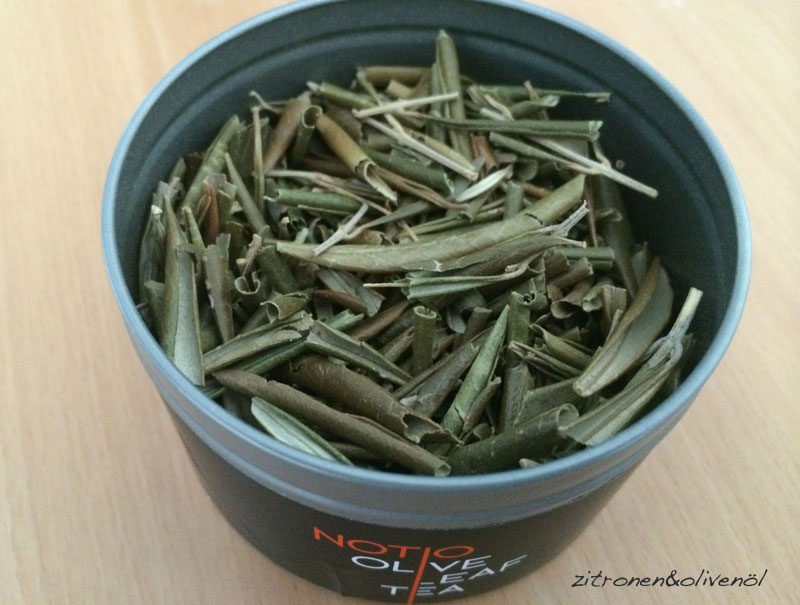 Notio Olivenblättertee