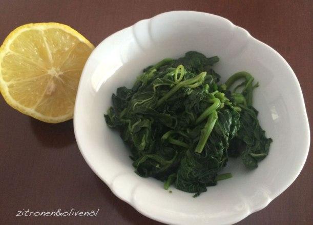 Salat aus Wilkräutern Amaranth - Wlita