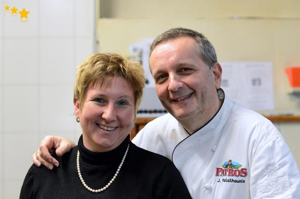 Anna und Joannis Malathounis