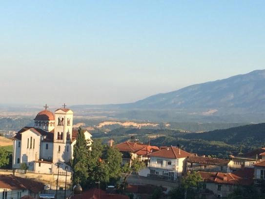 Kirche in Ritini Pieria