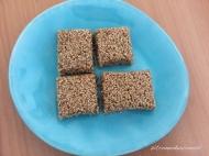 Honig-Sesam-Riegel aus Griechenland - Pasteli