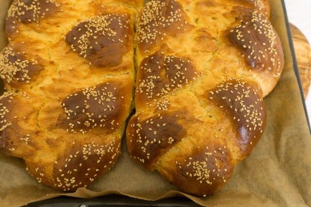 Frisch aus dem Ofen: Tsoureikia