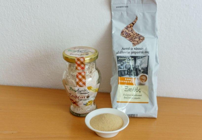 Schlepp und griechischer Kaffee