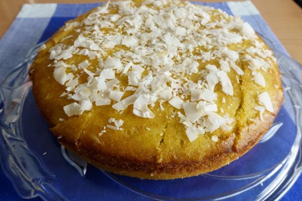 Revani - saftiger Grießkuchen