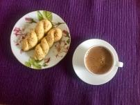 Ladokouloura mit griechischem Kaffee
